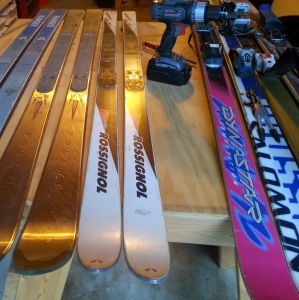 New Old Skis