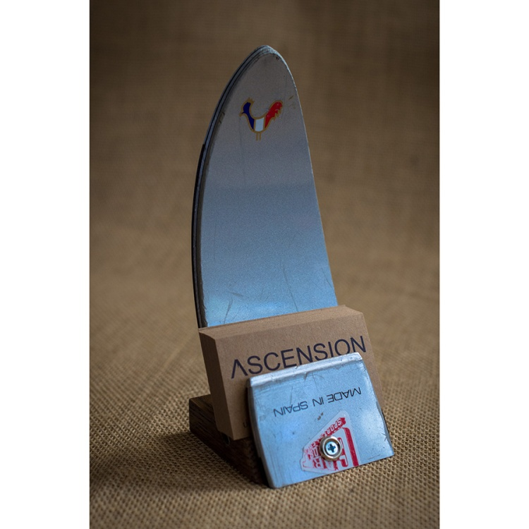 Ski Business Card Holder